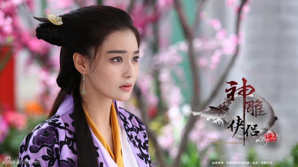 """Nhan sắc """"ăn đứt"""" Tiểu Long Nữ của Lý Mạc Sầu Trương Hinh Dư - Ảnh 6"""