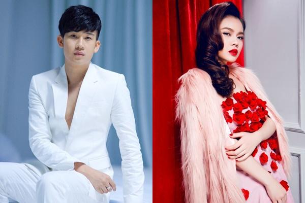 Dương Triệu Vũ - Giang Hồng Ngọc mang không khí Giáng sinh tới Cặp đôi hoàn hảo - Ảnh 1