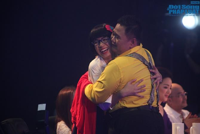 """Trang Trần bất ngờ chia tay """"Sao Việt toàn năng""""  - Ảnh 1"""