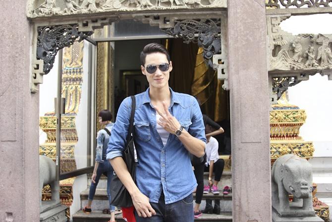 Top 7 Vietnam's Next Top Model khám phá Thái Lan - Ảnh 7
