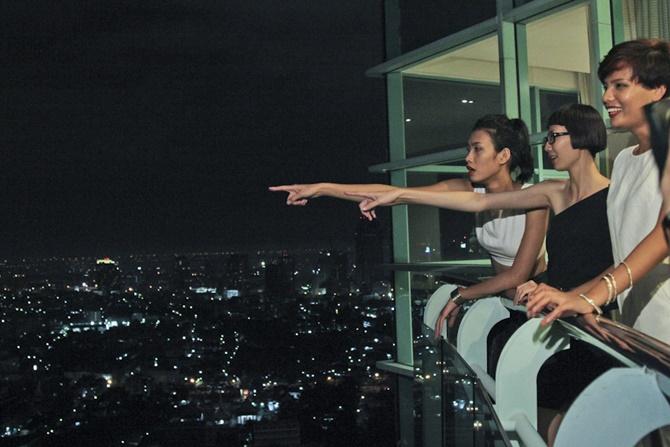 Top 7 Vietnam's Next Top Model khám phá Thái Lan - Ảnh 4