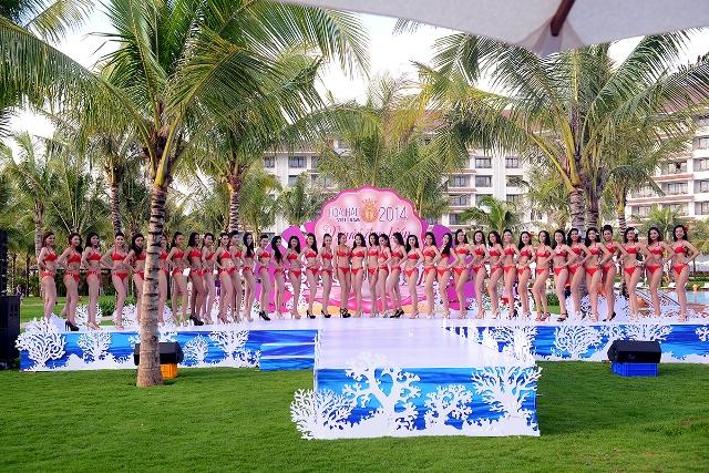 """Hoa hậu Việt Nam: """"Người Đẹp Biển"""" khoe sắc tại Vinpearl Phú Quốc - Ảnh 2"""