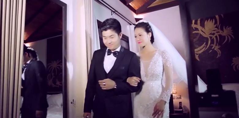 Chồng Nhật Kim Anh hóa thiếu nữ thướt tha - Ảnh 7