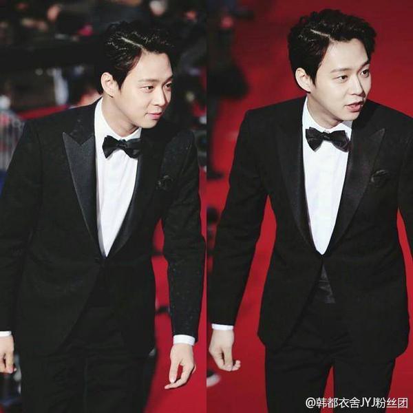 Dàn sao Hàn khoe sắc trên thảm đỏ SBS Drama Awards - Ảnh 5