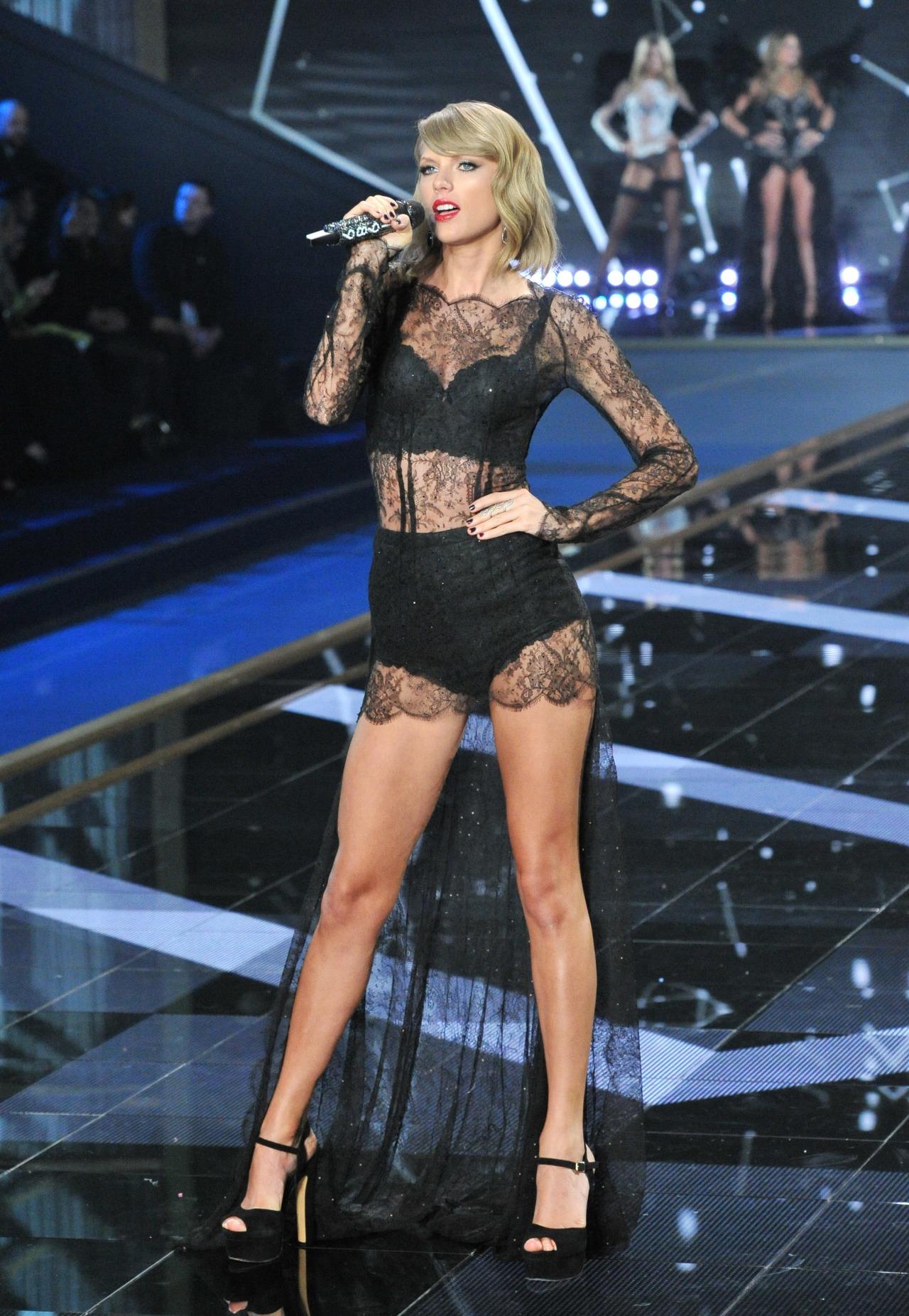 """Taylor Swift - """"thiên thần danh dự"""" của Victoria's Secret - Ảnh 12"""
