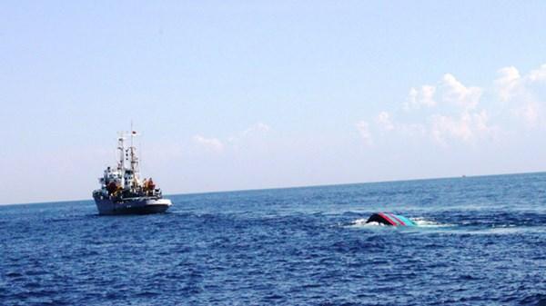 Bằng chứng không thể chối cãi vụ TQ đâm chìm tàu cá Việt Nam - Ảnh 2