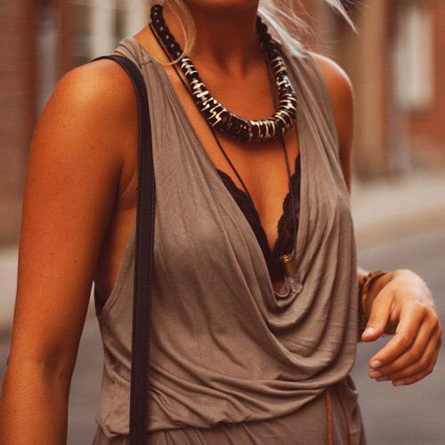 Tự tin diện mốt khoe nội y với áo ngực ren gợi cảm - Ảnh 4