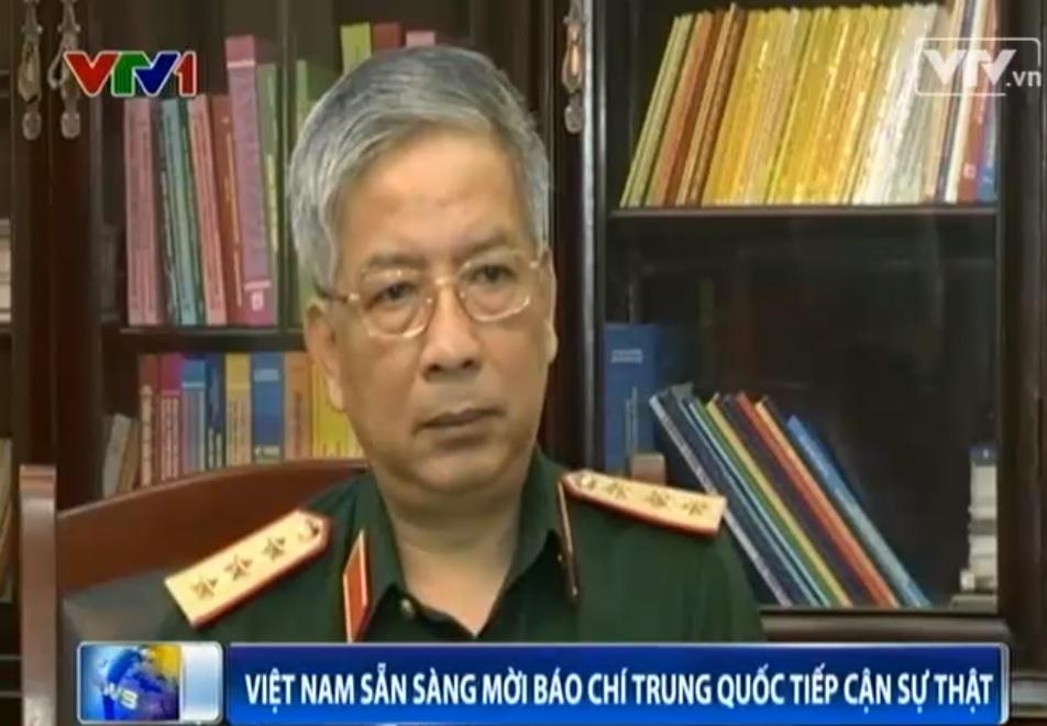 """Tướng Vịnh: Việt Nam không đáp trả Trung Quốc vì """"không phù hợp"""" - Ảnh 1"""