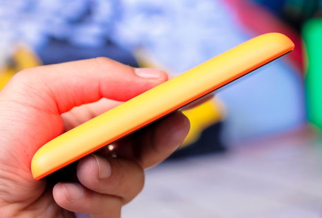 Hình ảnh thực tế của Lumia 530 tại Việt Nam - Ảnh 5