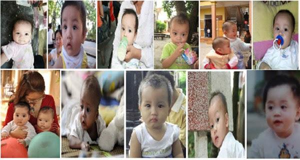 Đã làm rõ lai lịch 11 cháu bé nghi bị mất tích ở chùa Bồ Đề - Ảnh 1