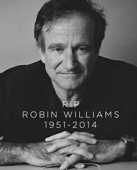 Cuộc đời của diễn viên Robin Williams qua ảnh - Ảnh 1