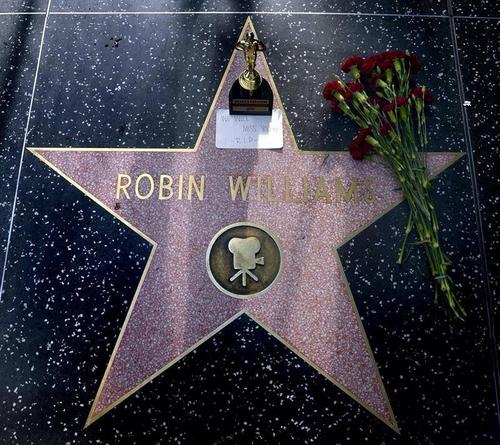 Cuộc đời của diễn viên Robin Williams qua ảnh - Ảnh 2