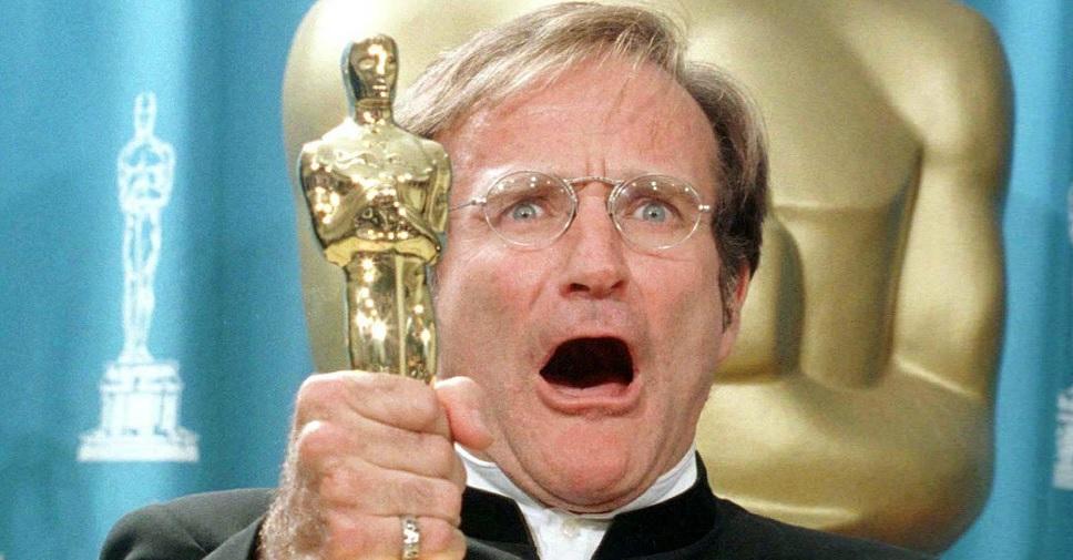 Cuộc đời của diễn viên Robin Williams qua ảnh - Ảnh 5