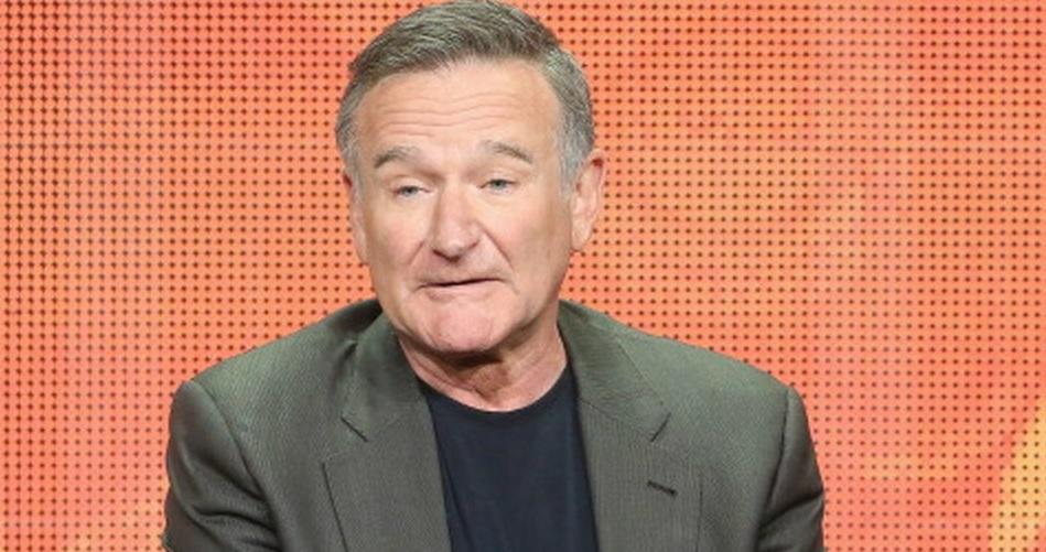 Cuộc đời của diễn viên Robin Williams qua ảnh - Ảnh 8