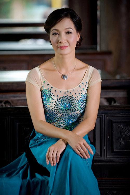 """NSND Lê Khanh: """"Tôi không phải là người đàn bà đẹp"""" - Ảnh 3"""