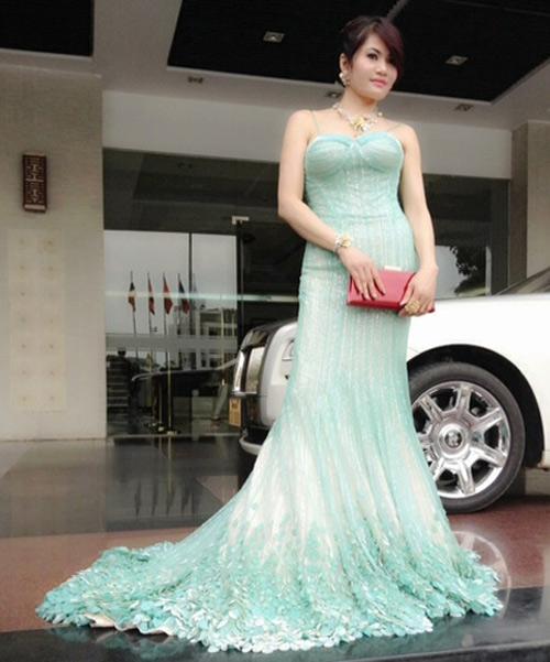 Những nữ đại gia Việt sành điệu đáng ghen tị - Ảnh 19