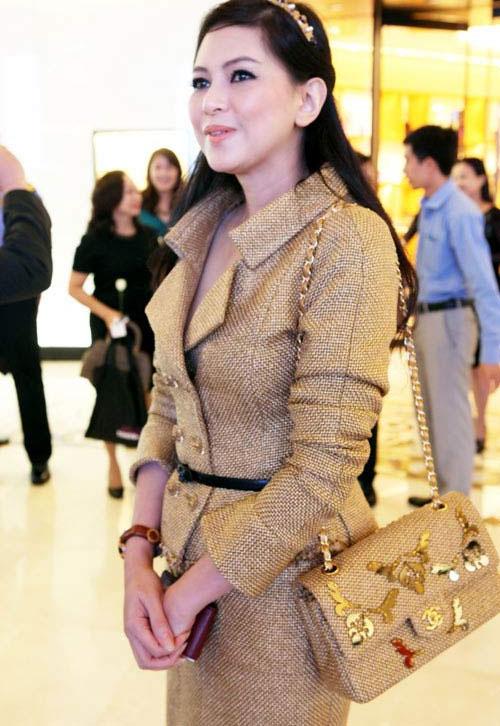 Những nữ đại gia Việt sành điệu đáng ghen tị - Ảnh 4