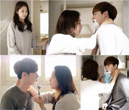 """""""Pinocchio"""" Tập 18: In Ha dịu dàng cạo râu giúp Ha Myung - Ảnh 1"""