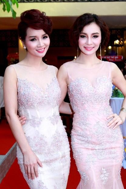 Lộ diện em gái xinh đẹp của Mai Thu Huyền - Ảnh 2