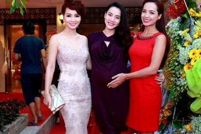 Lộ diện em gái xinh đẹp của Mai Thu Huyền - Ảnh 5