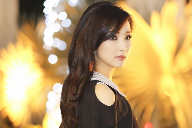 """Hoa hậu Giáng My trẻ trung, quá đẹp tại """"Sao Việt toàn năng"""" - Ảnh 6"""