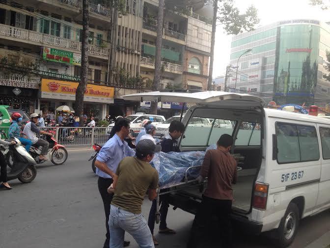 TP.HCM: Nam thanh niên tử vong trong tiệm kem - Ảnh 1