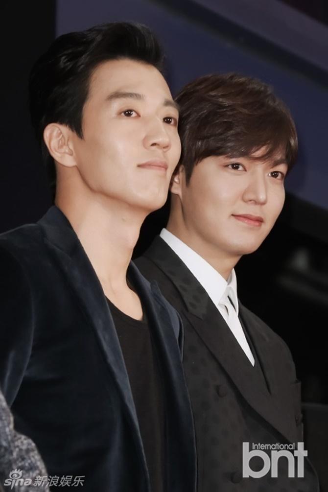 """Choáng với dàn sao """"khủng"""" tại buổi công chiếu phim của Lee Min Ho - Ảnh 3"""