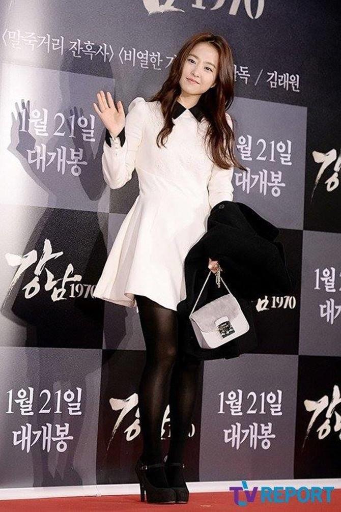 """Choáng với dàn sao """"khủng"""" tại buổi công chiếu phim của Lee Min Ho - Ảnh 14"""