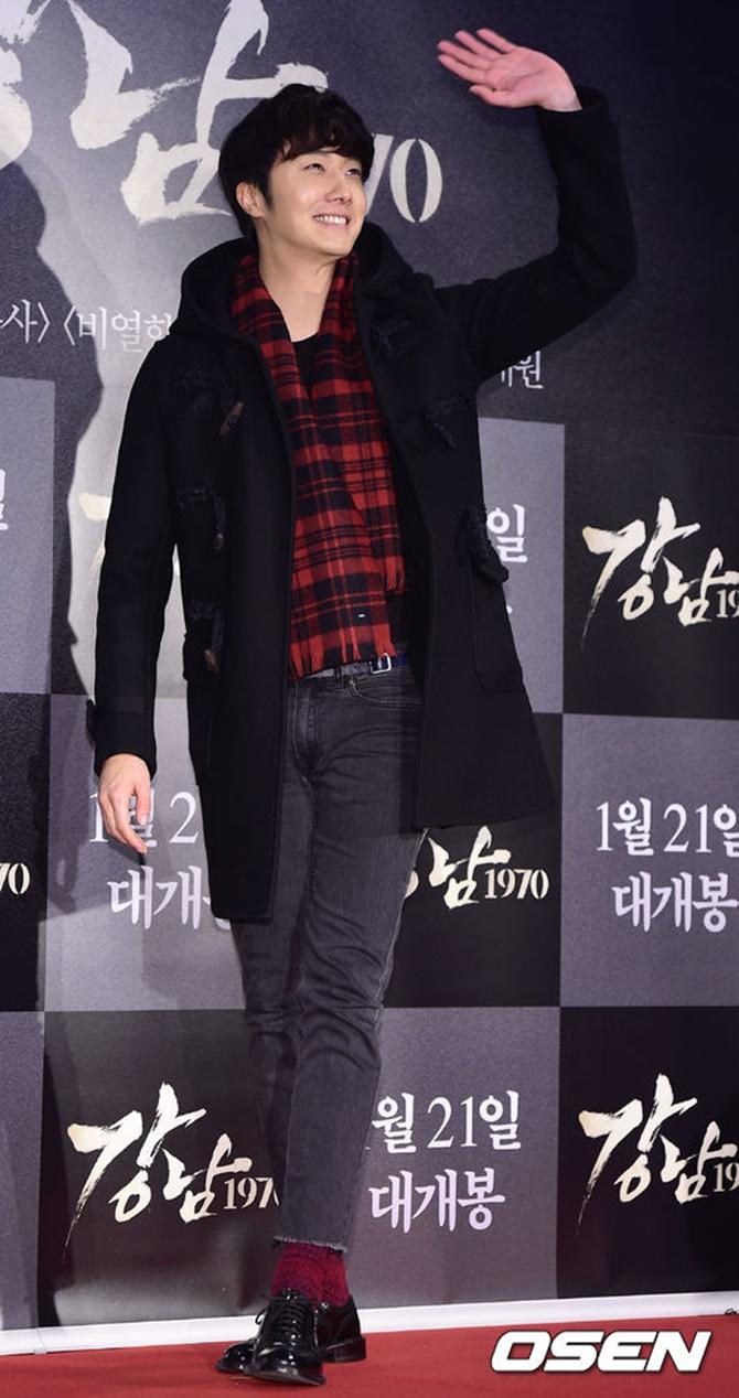 """Choáng với dàn sao """"khủng"""" tại buổi công chiếu phim của Lee Min Ho - Ảnh 6"""