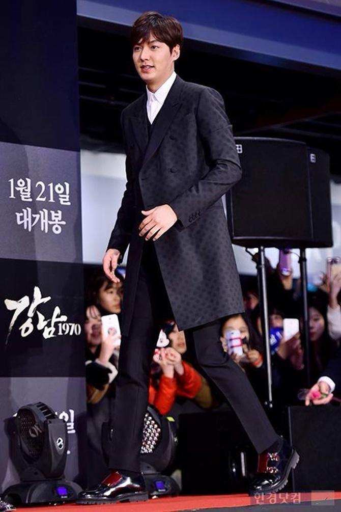 """Choáng với dàn sao """"khủng"""" tại buổi công chiếu phim của Lee Min Ho - Ảnh 1"""