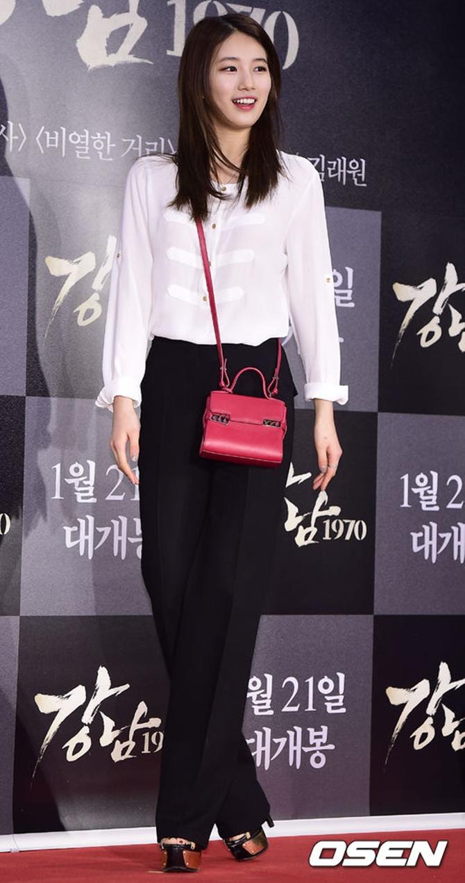 """Choáng với dàn sao """"khủng"""" tại buổi công chiếu phim của Lee Min Ho - Ảnh 9"""