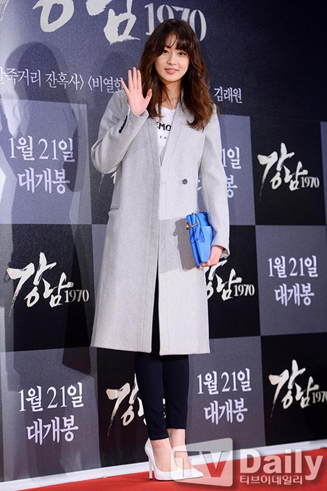 """Choáng với dàn sao """"khủng"""" tại buổi công chiếu phim của Lee Min Ho - Ảnh 16"""