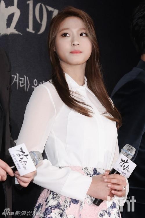 """Choáng với dàn sao """"khủng"""" tại buổi công chiếu phim của Lee Min Ho - Ảnh 5"""