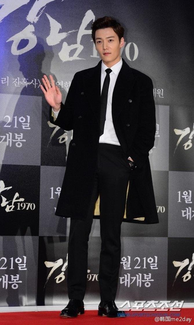 """Choáng với dàn sao """"khủng"""" tại buổi công chiếu phim của Lee Min Ho - Ảnh 12"""