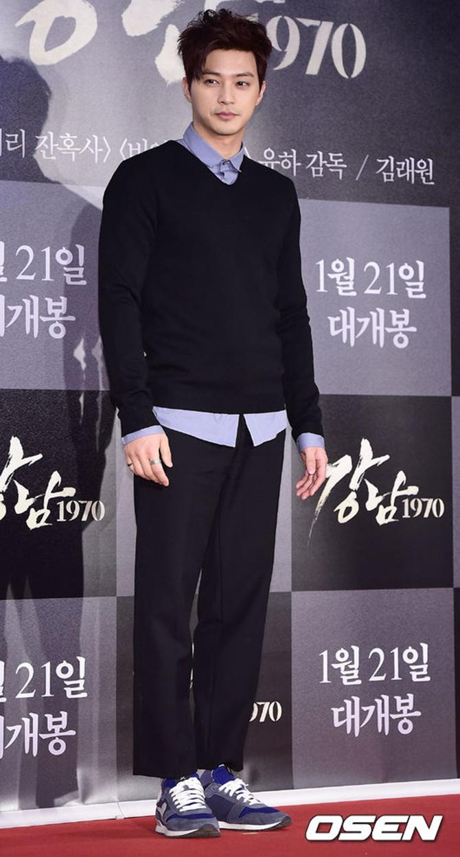 """Choáng với dàn sao """"khủng"""" tại buổi công chiếu phim của Lee Min Ho - Ảnh 19"""
