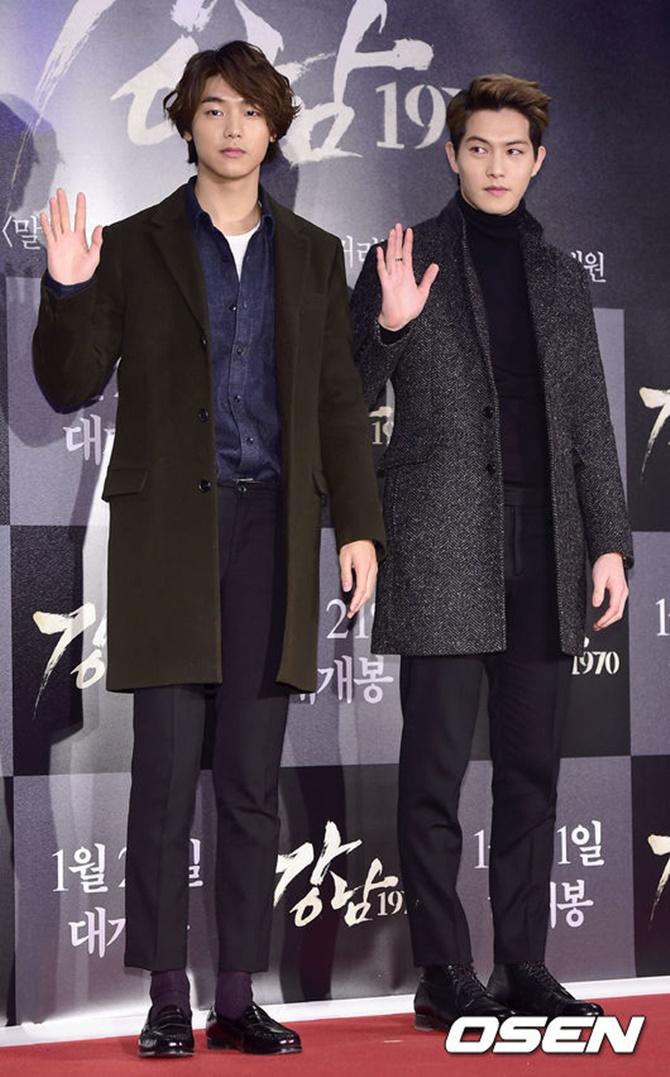 """Choáng với dàn sao """"khủng"""" tại buổi công chiếu phim của Lee Min Ho - Ảnh 13"""