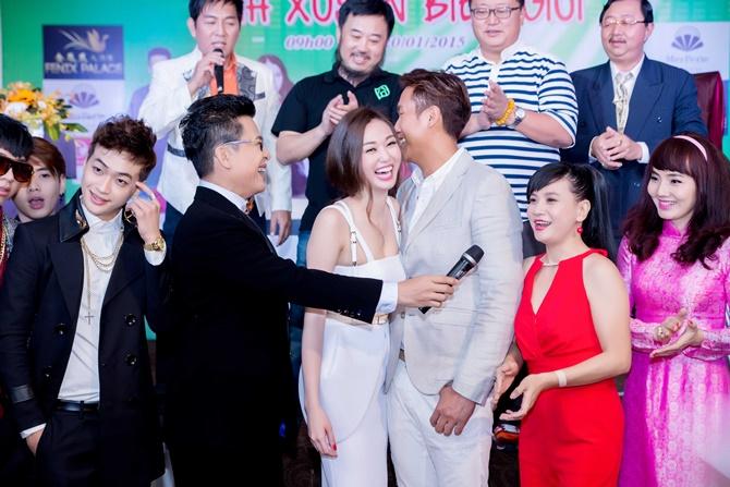 """Khánh My có """"phim giả tình thật"""" với tài tử Mã Đức Chung? - Ảnh 3"""