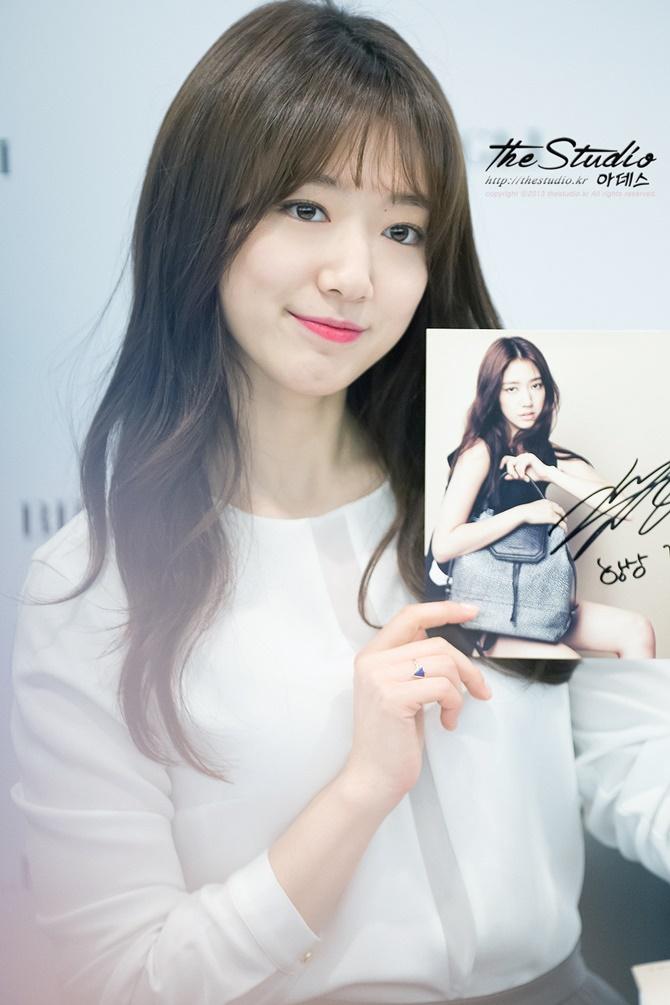 Park Shin Hye xinh lung linh không thể rời mắt - Ảnh 2