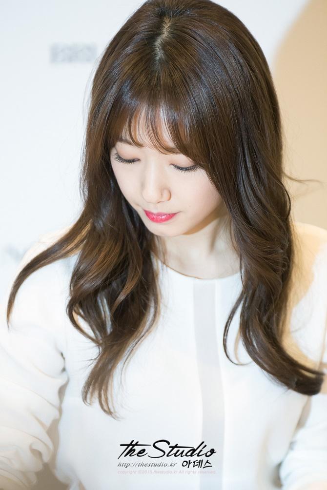 Park Shin Hye xinh lung linh không thể rời mắt - Ảnh 6