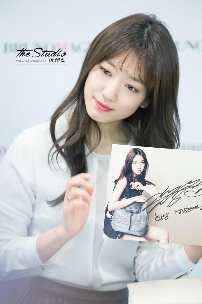 Park Shin Hye xinh lung linh không thể rời mắt - Ảnh 3