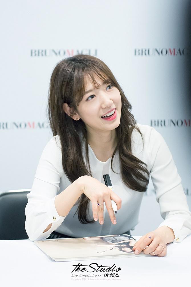 Park Shin Hye xinh lung linh không thể rời mắt - Ảnh 7