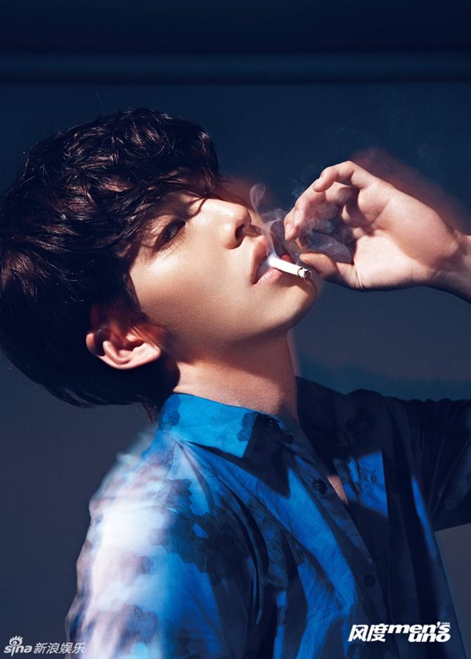 So độ nam tính của Lee Min Ho - Kim Woo Bin - Ảnh 8