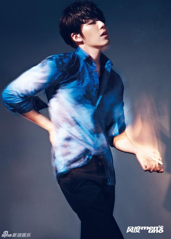 So độ nam tính của Lee Min Ho - Kim Woo Bin - Ảnh 9