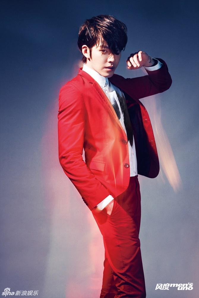 So độ nam tính của Lee Min Ho - Kim Woo Bin - Ảnh 10