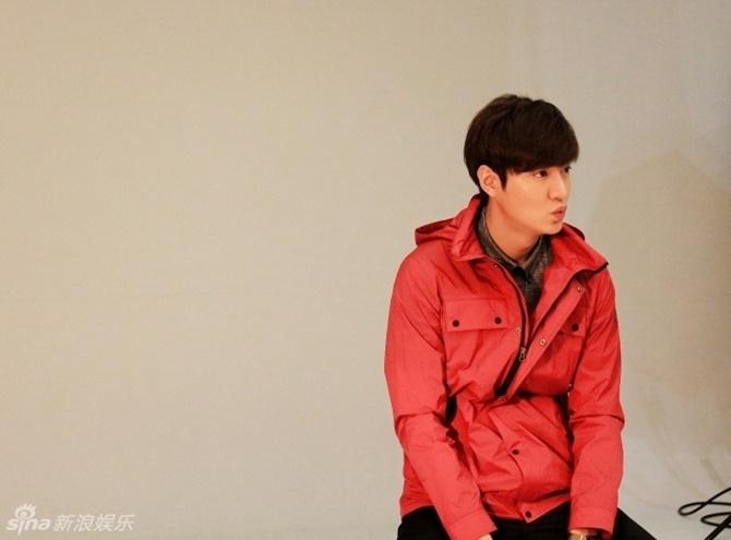 So độ nam tính của Lee Min Ho - Kim Woo Bin - Ảnh 1