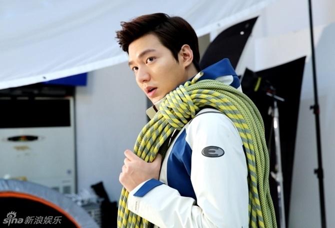 So độ nam tính của Lee Min Ho - Kim Woo Bin - Ảnh 3