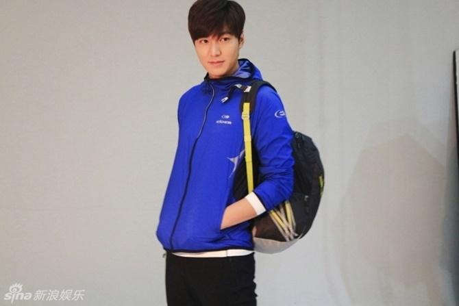 So độ nam tính của Lee Min Ho - Kim Woo Bin - Ảnh 4