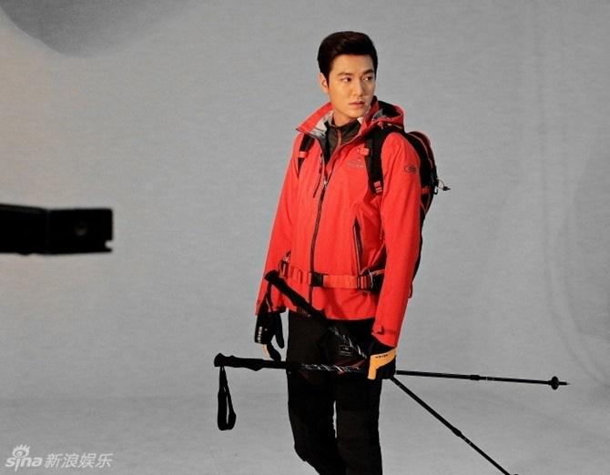 So độ nam tính của Lee Min Ho - Kim Woo Bin - Ảnh 5