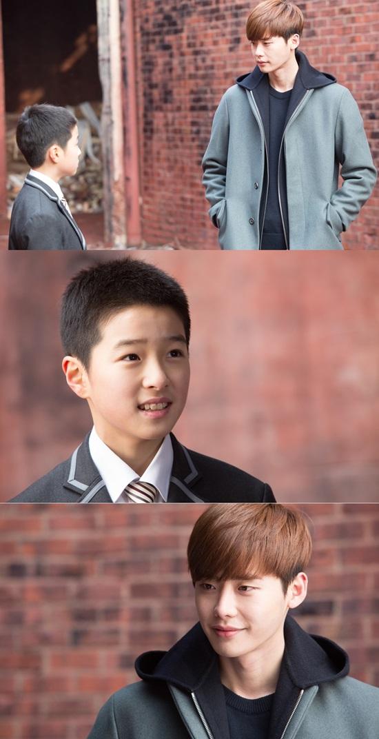 """Lee Jong Suk gặp Ha Myung phiên bản nhí trong """"Pinocchio"""" - Ảnh 1"""