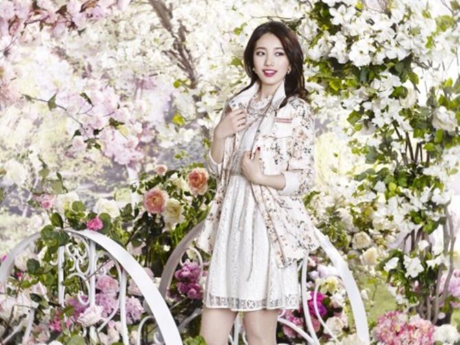 Ngắm loạt sao Hàn ngọt ngào xinh đẹp chào đón Valentine - Ảnh 3